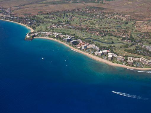 Maui by Air